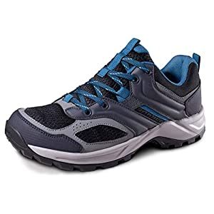 Camel Hiking Shoes Mens Low Top Mesh Sneakers Lightweight Athletic Trekking Shoe Slip-On Walking Footwear Outdoor Sports