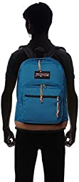 JanSport Right Pack Backpack - 1900cu in (One Size, Corsair Blue)