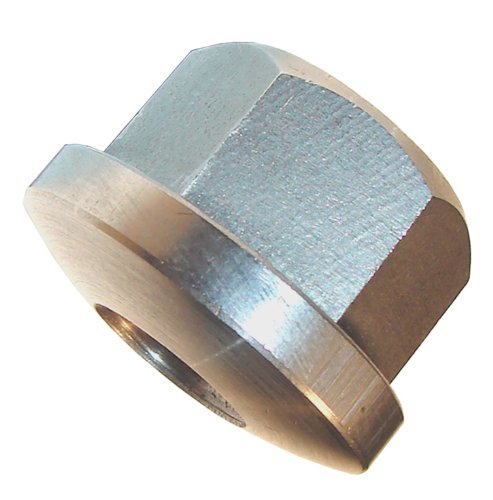 Inch Size 1//2-13 Thread Size Morton Machine Works SCN-2SS Morton Stainless Steel Spherical Collar Nuts