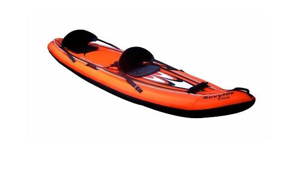Sevylor sentarse en kayak SEABLADE 2 personas: Amazon.es ...