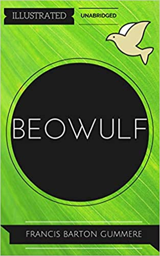 examples of paganism in beowulf