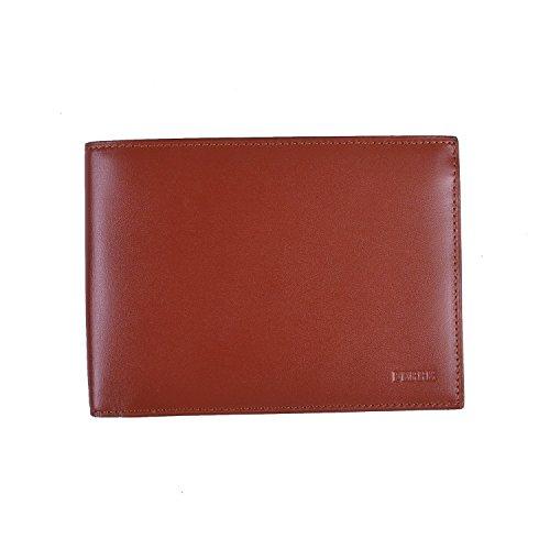 Gianfranco Ferre Men's Brown 100% Leather Bifold Wallet ()