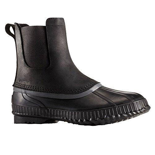 Ii Sorel Chelsea Cheyanne Shell Black Dark Boot Grey Herren xnn4zOp
