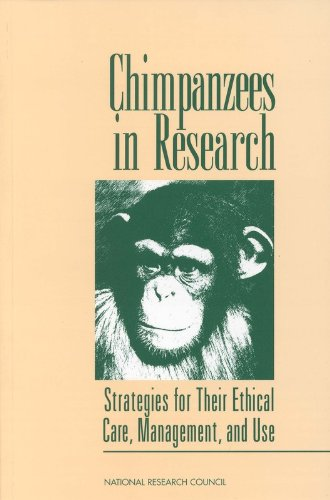 Chimpanzees in Research: Strategies for Their Ethical Care, Management, and Use (Compass Series)