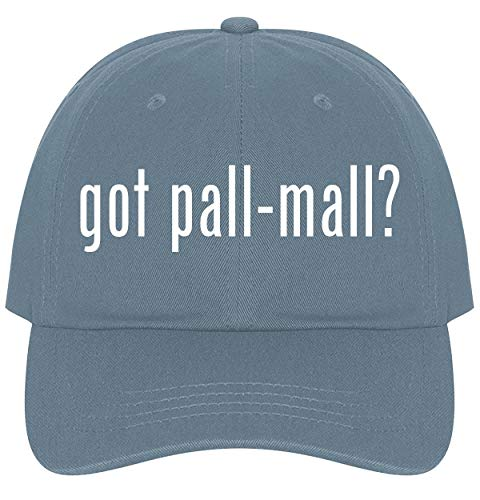 The Town Butler got Pall-mall? - A Nice Comfortable Adjustable Dad Hat Cap, Light Blue