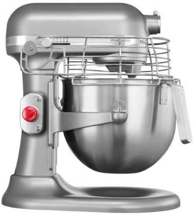 KitchenAid 5KSM7990XESM - Robot de cocina (Plata, Metal): Amazon.es: Hogar
