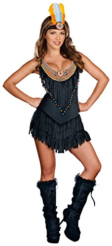 Reservation Royalty Adult Costume -