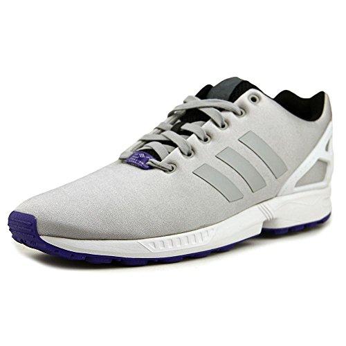 Adidas Zx Flux Mens Scarpe Da Corsa Grigio / Nero