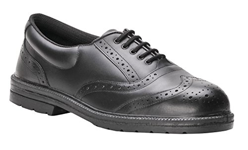 Negro 45 negro Brogue S1P 5 10 Exec color FW46 45 Portwest talla qav8n8