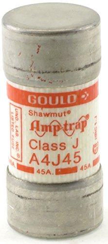 1 New Gould Shawmut Amp-Trap A4J45 600Vac 40A Fuse (Rr7-1)