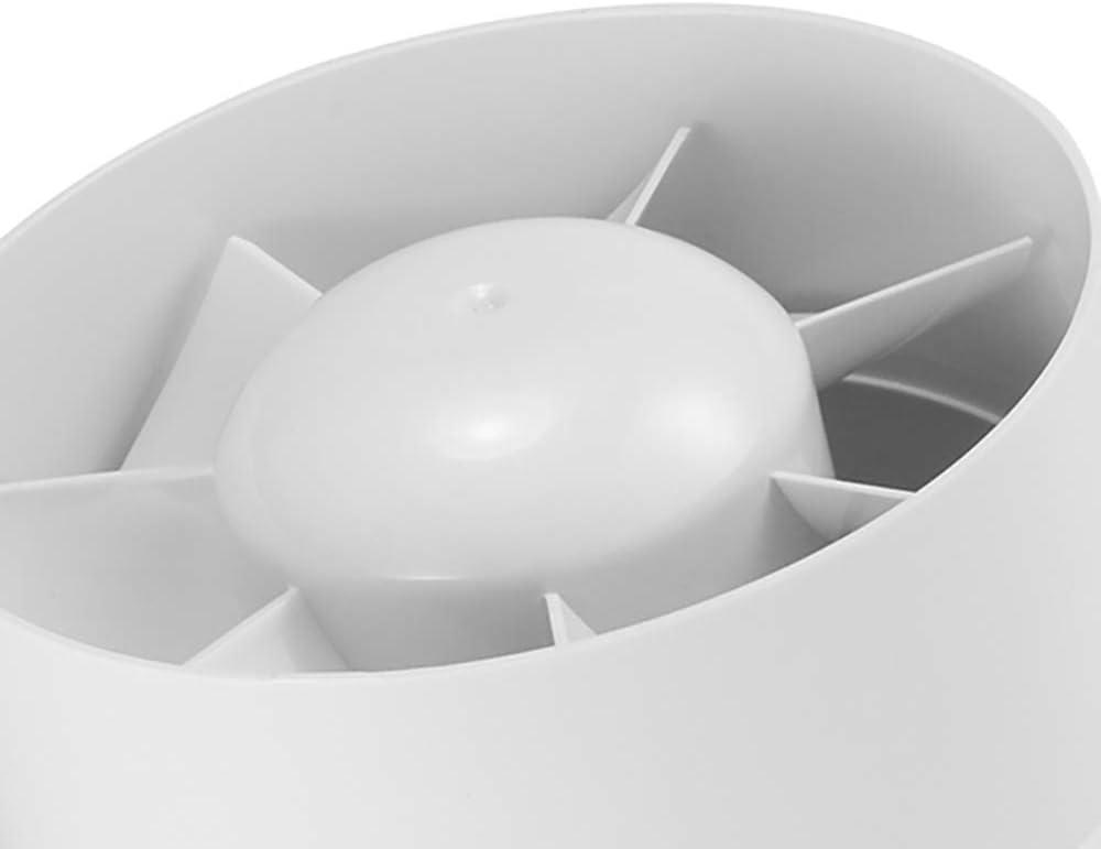 """6/"""" 150mm 4 /"""" Winbang Abluftventilator leiser Kanalventilator Inline-Abluftventilator Rohrventilator Badezimmer-Abluftventilator 6 /""""// 5/"""""""