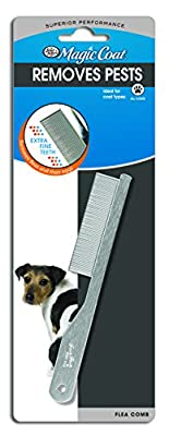 Fine Flea Comb for flea removal on fine coats from Amazon.com, LLC *** KEEP PORules ACTIVE ***