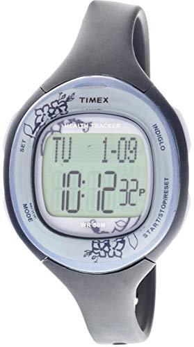Timex Health Tracker Blue Resin Ladies Watch T5K4849J