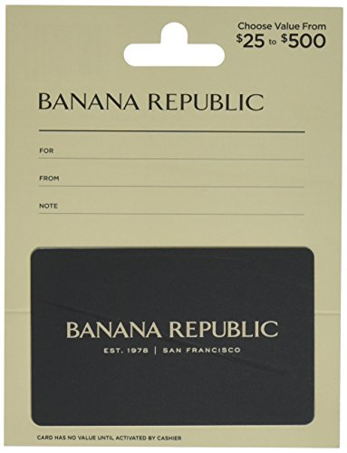 Banana Republic  100 Gift Card