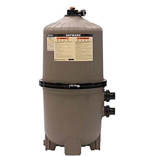 Hayward C5030 SwimClear Cartridge Pool Filter, 525 Square Foot (Cartridge Pool System Filter)