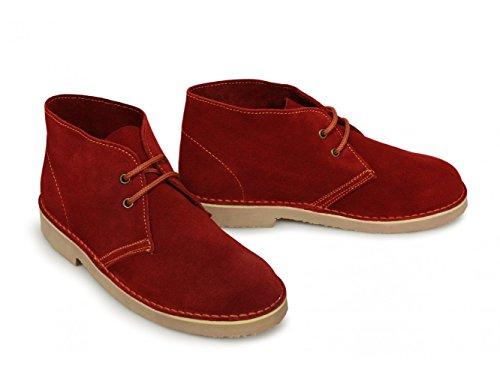 Boots Roamer Suede Men's Original Red Desert xqw7IEYw