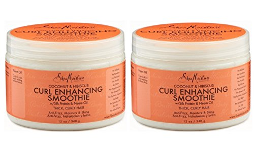 Shea Moisture Hibiscus Enhancing Smoothie product image