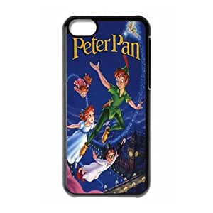 Popular Peter Pan - Never Grow Up Productive Back Phone Case For Iphone 5c -Style-3
