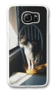 have a good day PC Case Cover for Samsung S6 and Samsung Galaxy S6 White