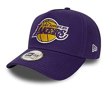 New Era NBA Team A-Frame Cap - LA Lakers  Amazon.co.uk  Sports ... b1c481560a3