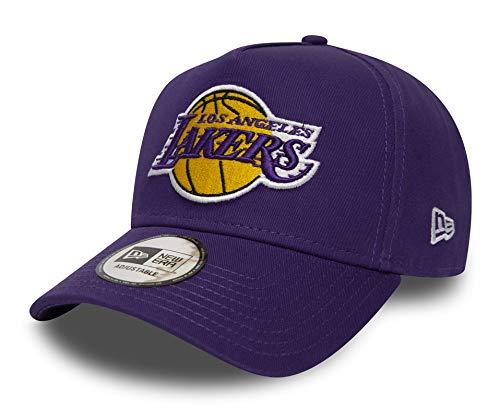 A NEW ERA Era NBA Team Aframe Snapback Cap ~ Los Angeles Lakers  Amazon.es   Ropa y accesorios fa07fa59cc2