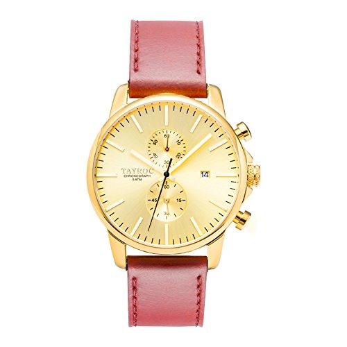 Tayroc Iconic Gold horloge TXM096