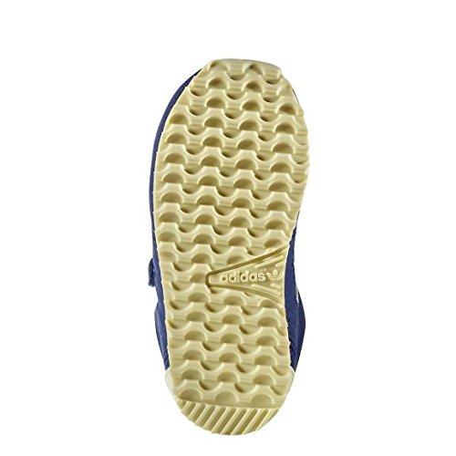 700 De Verhie I Unisex puruni Bebé Pasos Ftwbla Zx Cf Adidas Morado Zapatos Primeros X56qt7