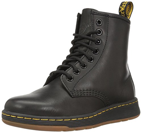 Dr. Martens Men's Newton Boot, Black, 12 UK/13 M ()
