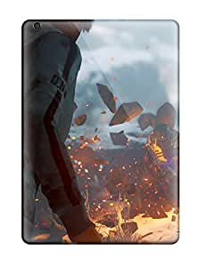 Forever Collectibles Infamous: First Light Hard Snap-on Ipad Air Case