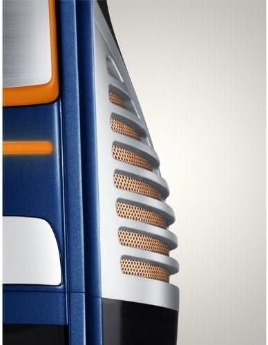 Electrolux ZB5012 UltraPower-Escoba sin Cable, batería de Litio de 25,2 V y hasta 60 Minutos de autonomía, 0.8 litros, 72 Decibelios, Azul metalizado: Amazon.es: Hogar
