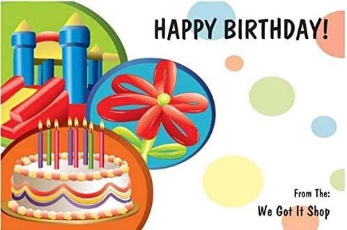 SPLATOON CAKE CANDLE ~ Birthday Party Supplies Decoration Video Game Orange