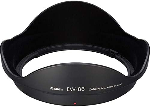 ProOptic Dedicated Lens Hood for Canon EF 16-35mm f//2.8 II USM Zoom Lens Fits only II Version EW-88