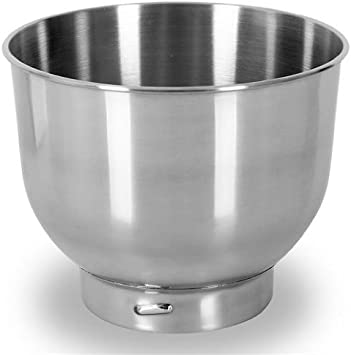 Clatronic Accesorio Bowl para Batidoras Bomann H.Koenig KM3323 / KM362 / KM3421 / KM 3414 / KM 80