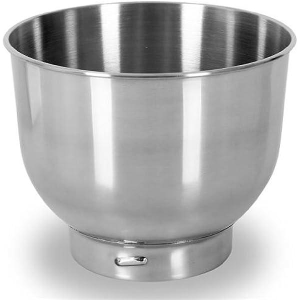 Clatronic Accesorio Bowl para Batidoras Bomann H.Koenig KM3323 / KM362 / KM3421 / KM 3414 / KM 80: Amazon.es: Hogar