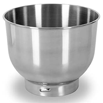 Accesorio Bowl para Batidoras Bomann - Clatronic - H.Koenig KM3323 / KM362 / KM3421 / KM 3414 / KM 80: Accesorio: Amazon.es: Hogar