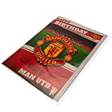Footie Gifts Musical Birthday Card - Manchester