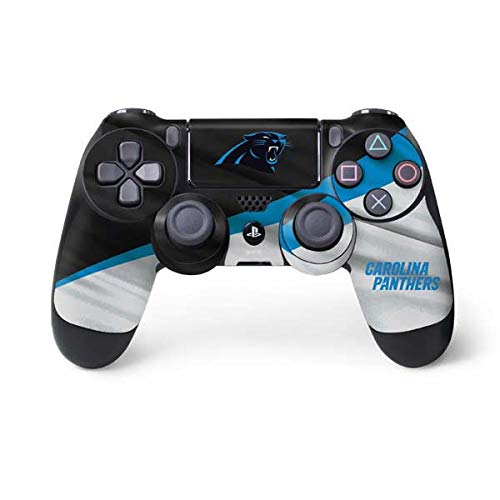 Skinit Carolina Panthers PS4 Controller Skin - Officially