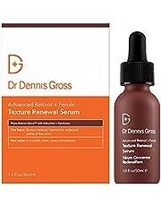 Dr. Dennis Gross Advanced Retinol + Ferulic Texture Renewal Serum: for a Smooth, Retextured Complexion 1 oz