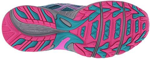 ASICS Women's Gel-Venture 5 Trail Runner Ocean Depth/Pink Glow/Aruba Blue 6 M US by ASICS (Image #3)
