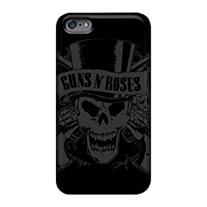 AlainTanielian Apple Iphone 6 Protector Hard Phone Case Customized Lifelike Guns N Roses Image [Aar21940mDFO]