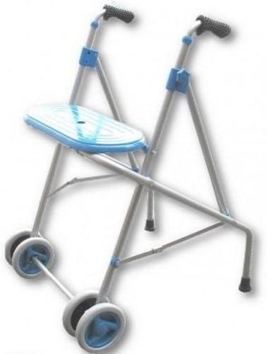 Amazon.com: PRIM | Andador de aluminio para personas mayores ...