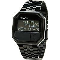 Nixon Re-Run Digital Watch All Black