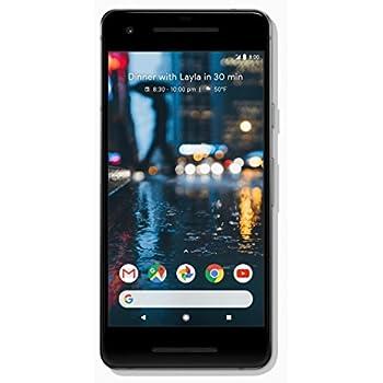 Google Pixel 2 Unlocked 128gb GSM/CDMA - US warranty (Black)