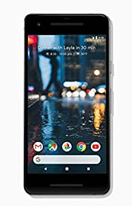 Google Pixel 2 GSM/CDMA - US warranty` (Black, 128GB)