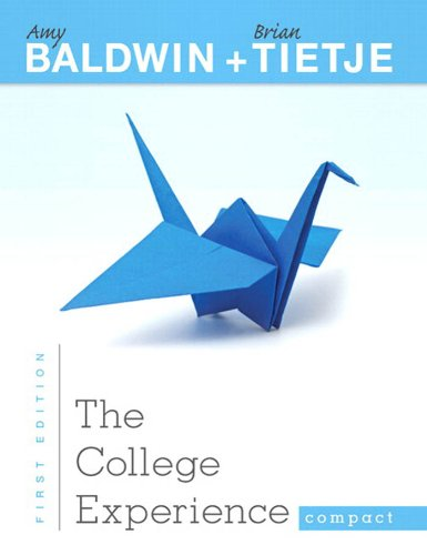 Download College Experience Compact, The Pdf