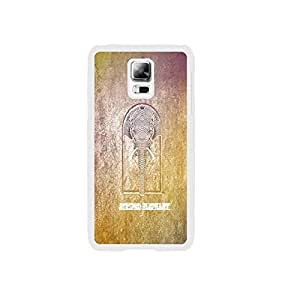 Head Design Chic Elephant Shabby Old Texture Pattern Hard Case Cover Skin for Samsung Galaxy S5 I9600 Customzied for Women