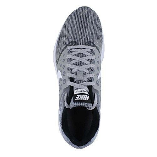 Basse Ginnastica white black Grey Downshifter Wolf Uomo Scarpe Da Nike 7 awXZRIcq