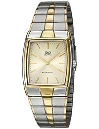 Q&Q VN62-400Y Reloj Análogo, Redondo para Hombre