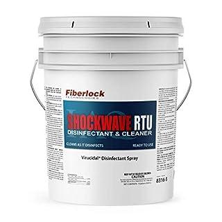 Shockwave RTU 5 Gallon: Multipurpose Disinfectant & Cleaner