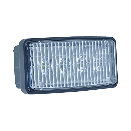 LED Work Light for 20W Rectangular Trapezoid John Deere 4960 7410 7400 4760 4560 8300 8410 7710 7800 7700 7810 7510 8310 8400 8100 7600 4255 8210 6500 7200 6110 7210 4755 8110 4555 4055 7610 8200 4955